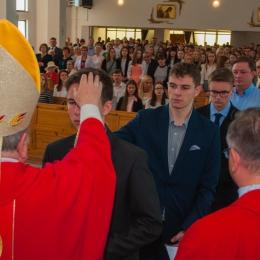 Msza św. odpustowa z udzieleniem sakramentu bierzmowania