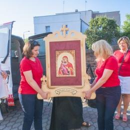 Wprowadzenie ikony Matki Bożej Współczującej