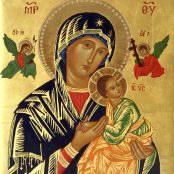 Nabożeństwo do Matki Boskiej Nieustającej Pomocy: